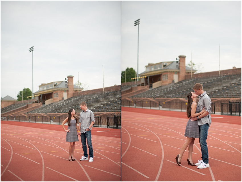 College Of William And Mary Engagement Photographer Beth